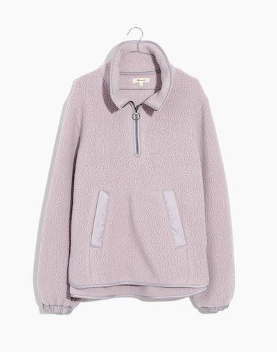 Polartec® Fleece Popover Jacket