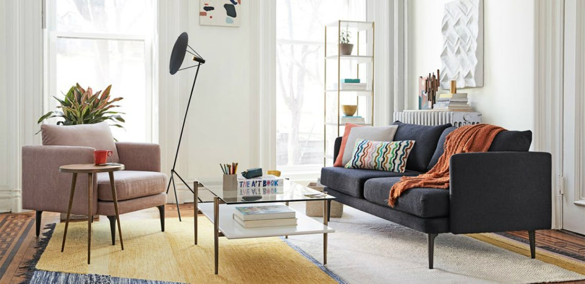 Image of: 6 Mid Century Modern End Tables In West Elm S Sale For A Sleek Addition To Your Space