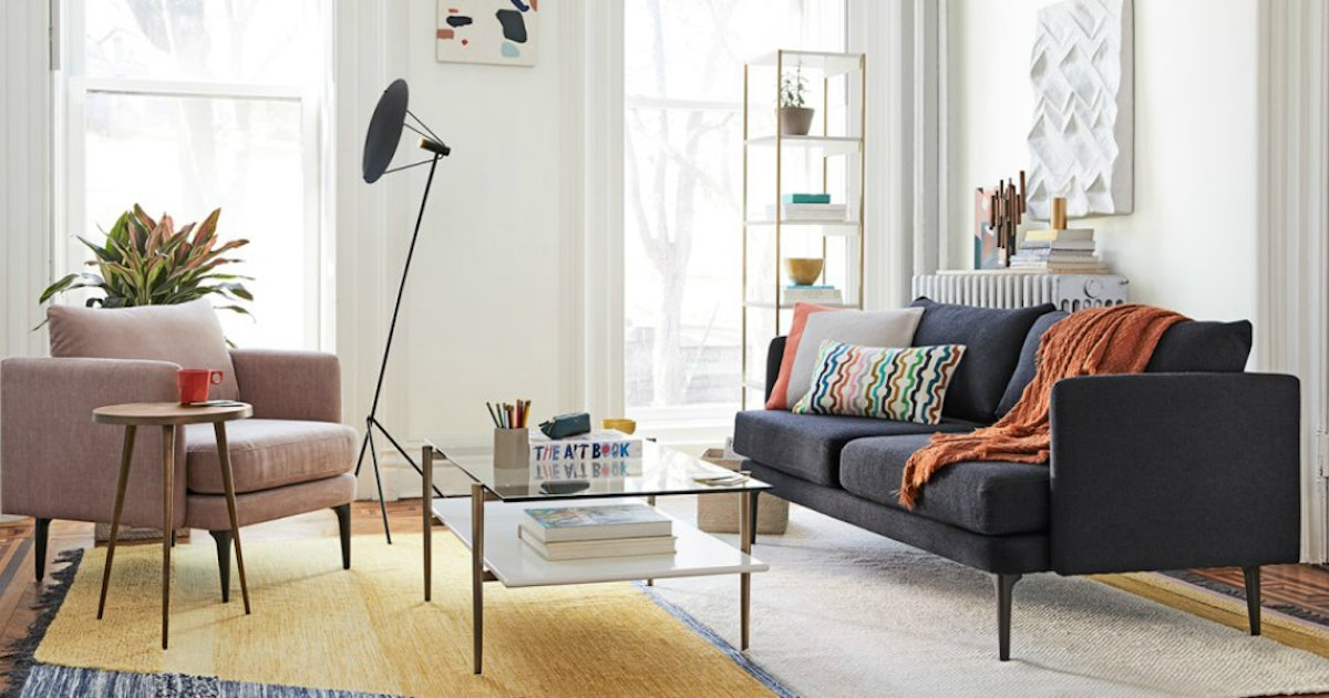 6 Mid-Century Modern End Tables In West Elm's Sale For A Sleek Addition To  Your Space