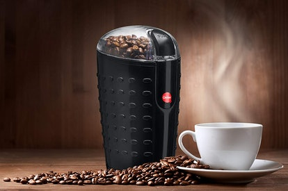 Quiseen Electric Coffee Grinder
