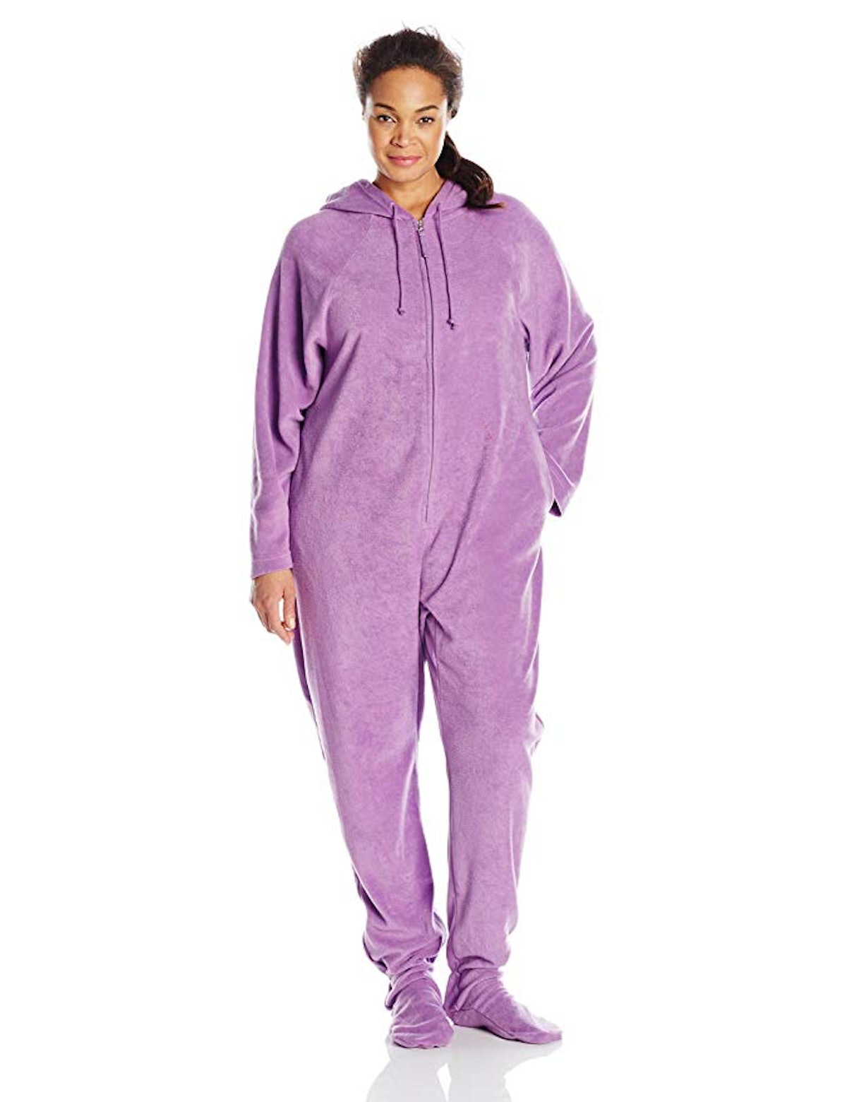 Casual Moments Plus-Size Onesie