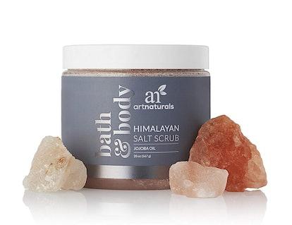 ArtNaturals Himalayan Salt Body Scrub