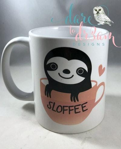 """""""Sloffee"""" Coffee Cup"""