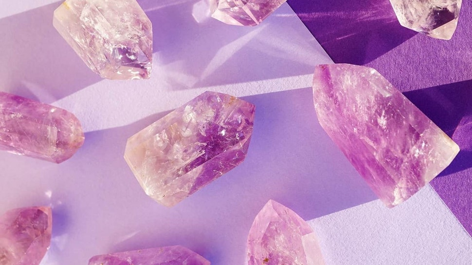 11 Easy One-Minute Crystal Rituals To Try, Even If You're A Crystal