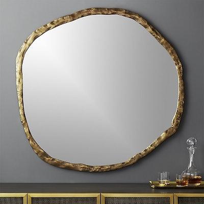 Abel Round Mirror