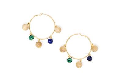 The Maraca Earrings
