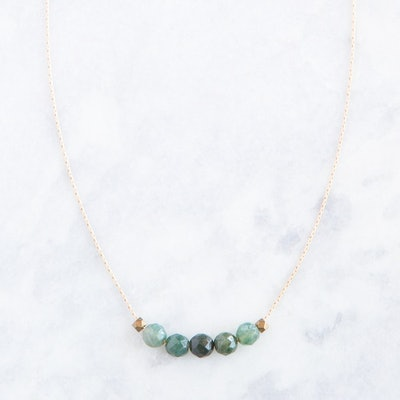 Seed Necklace