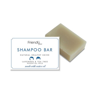 Friendly Soap Natural Shampoo Bar - Lavender & Tea Tree