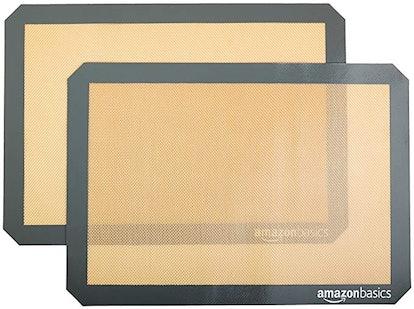 AmazonBasics Silicone Baking Mats