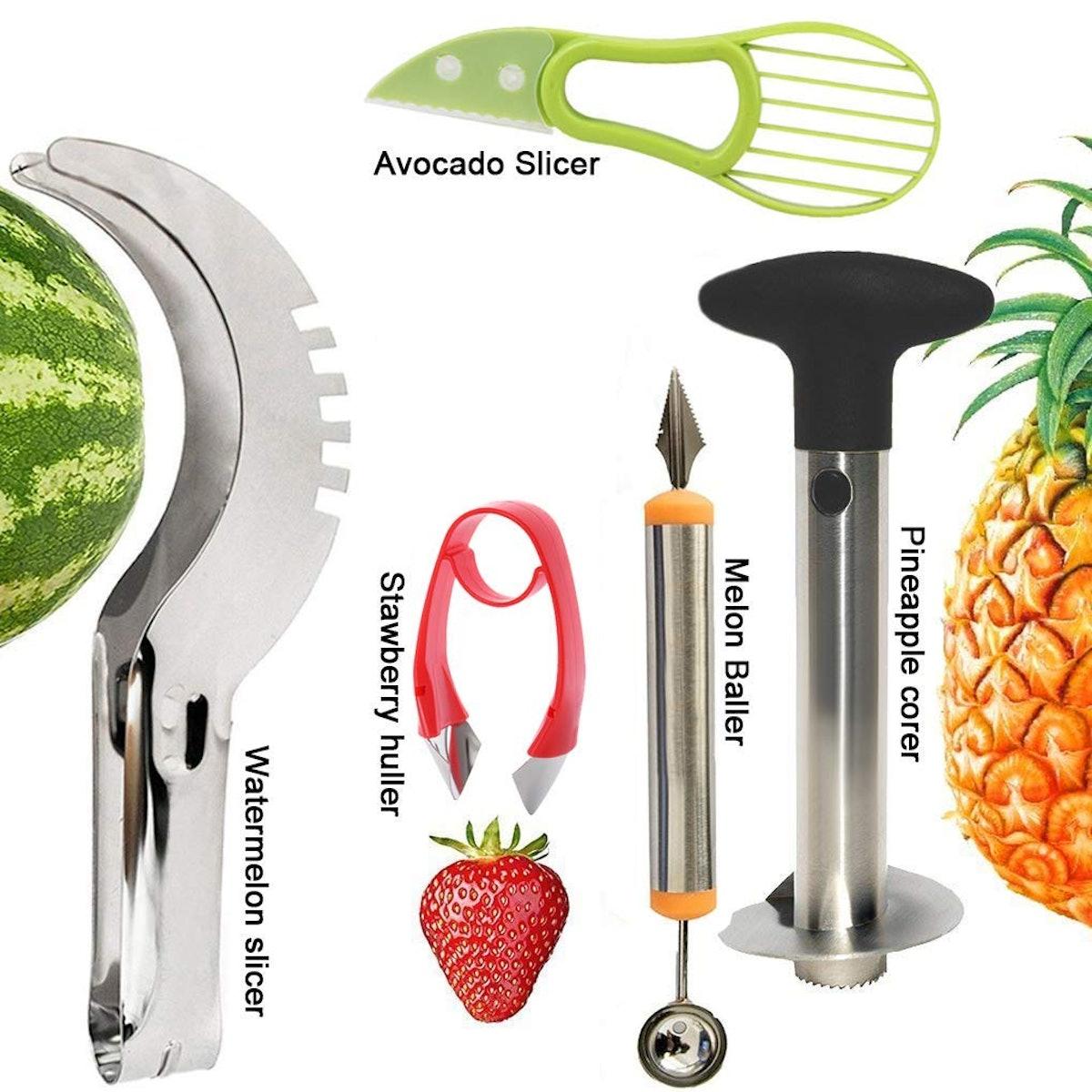 iMustech Fruit Slicer Set