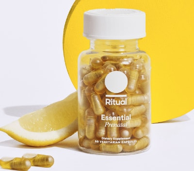 Essential Prenatal Vitamins