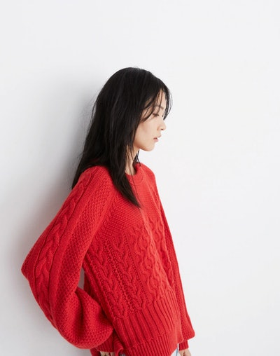 Copenhagen Cable Sweater