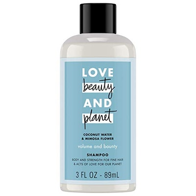 Coconut Water & Mimosa Flower Volume And Bounty Shampoo