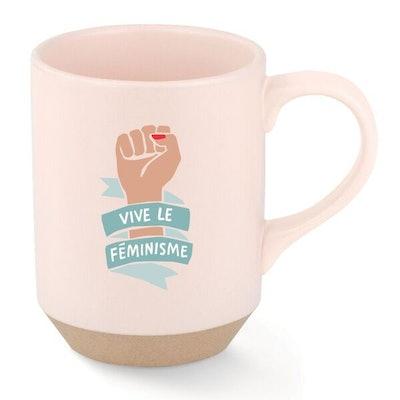 """""""Vive Le Feminisme"""" Mug"""