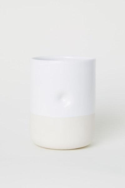 Ceramic Kitchen Utensil Holder