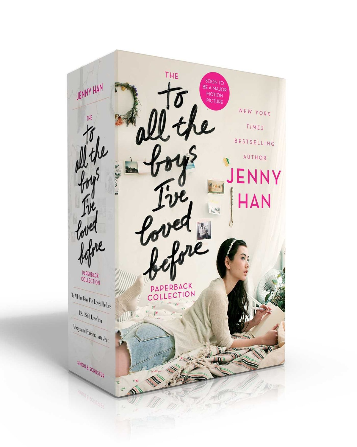 'To All The Boys I've Loved Before' Paperback Collection by Jenny Han