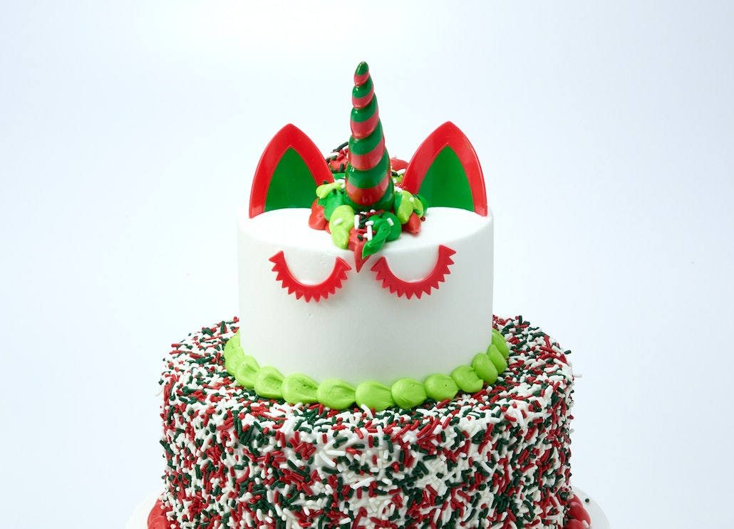 These New Seasonal Unicorn Cakes From Sam S Club Are The Perfect Centerpiece For Your Holiday Party