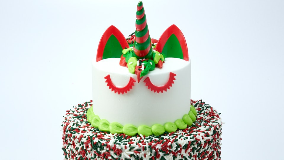 These New Seasonal Unicorn Cakes From Sams Club Are The Perfect Centerpiece For Your Holiday Party