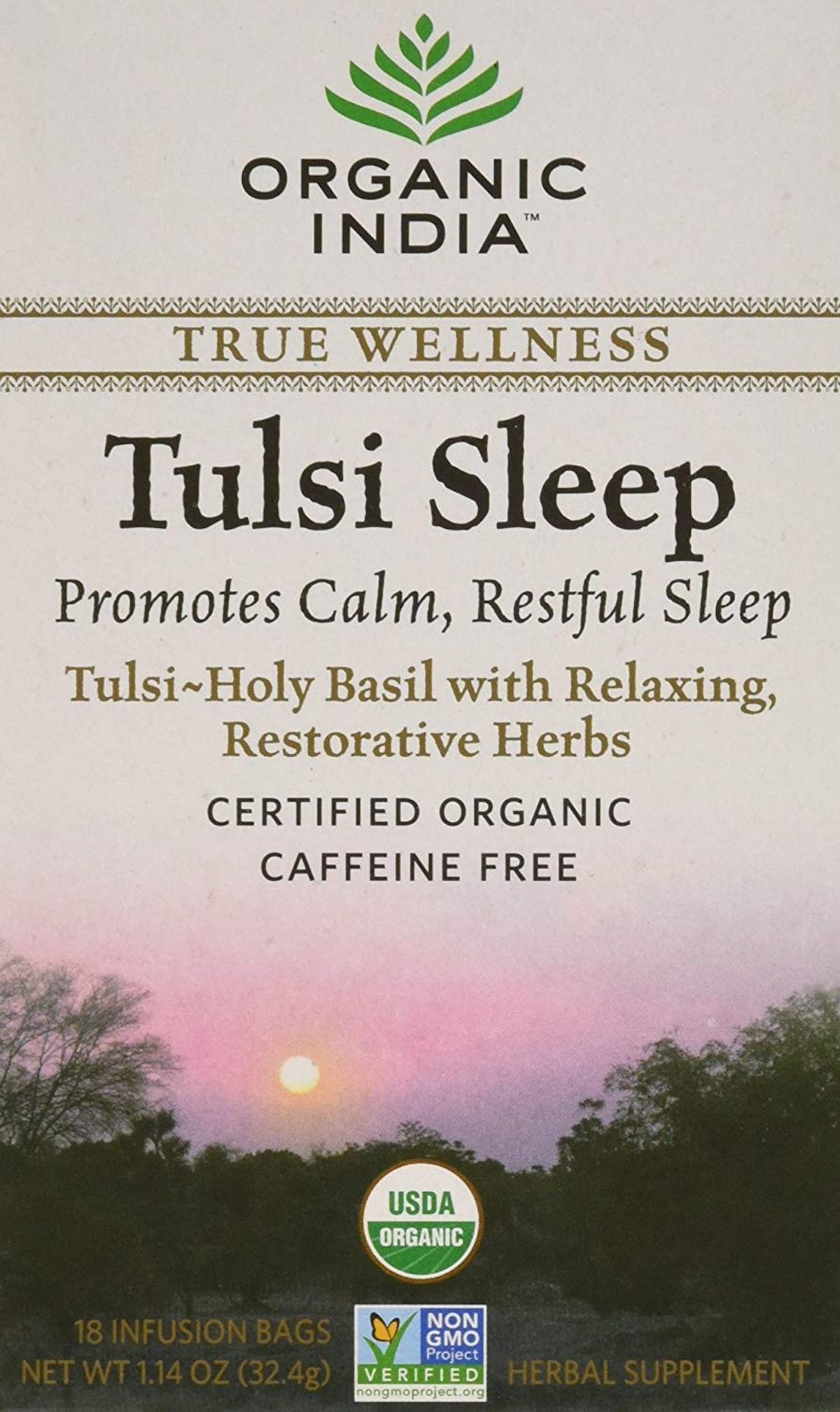 Organic India Tulsi Wellness Sleep Tea
