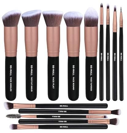 BS-MALL Makeup Brush Set (14 Pieces)