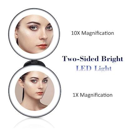 KEDSUM LED Compact Mirror
