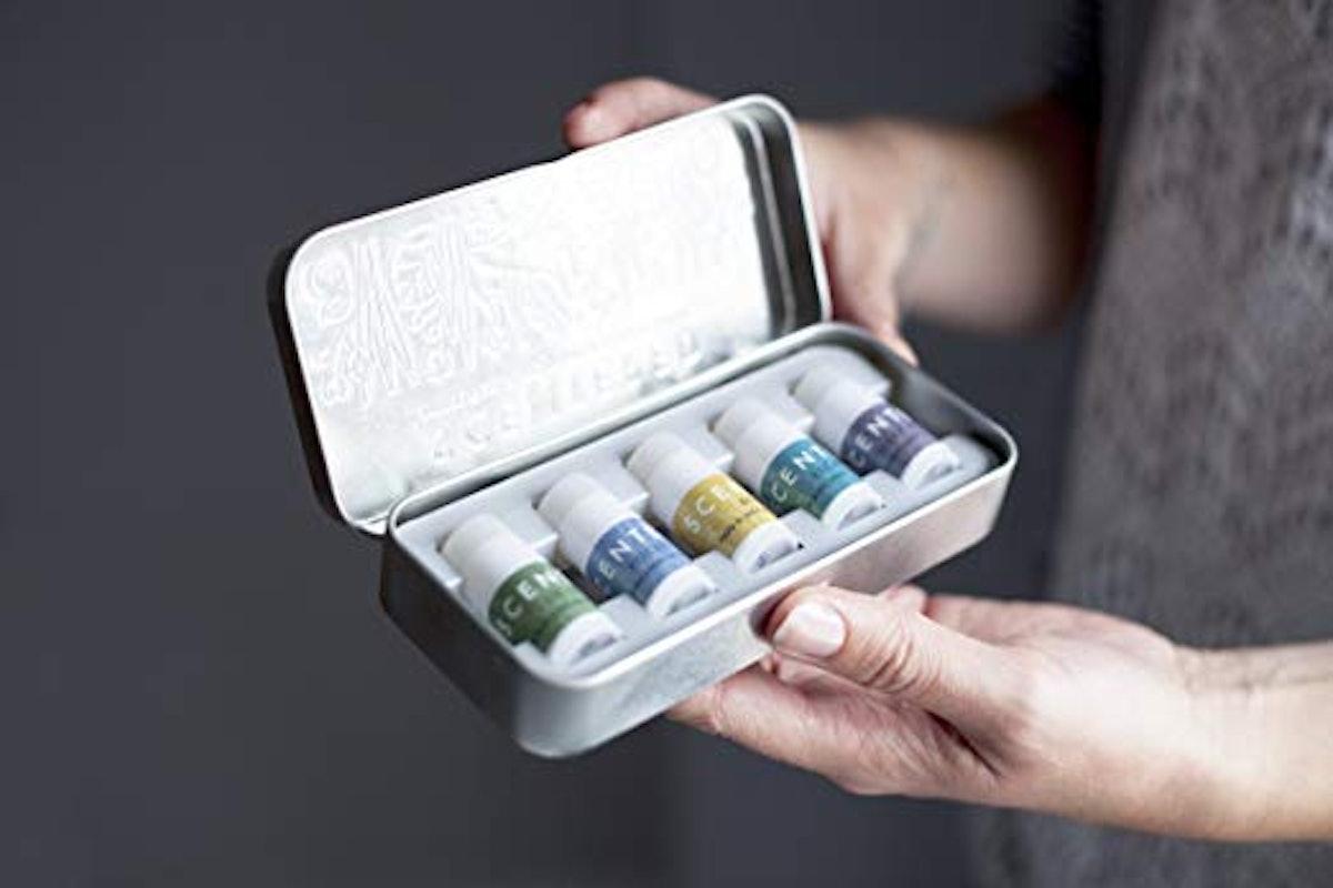 Scentered Aromatherapy Mindful Minis Balms De Stress Gift Set