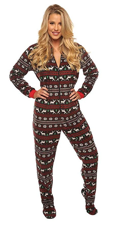 Velvet Kitten Footloose Footed PJ Onesie Footie Pajamas