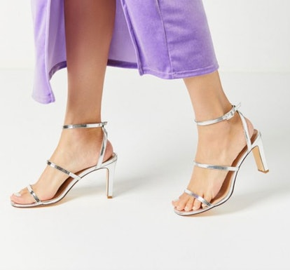 UO Piper Thin Strappy Heel