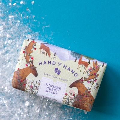 Juniper Berry Holiday Bar Soap