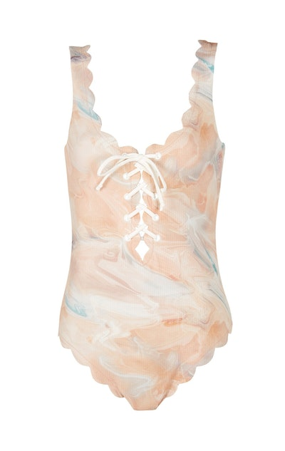Palm Spring Tie Maillot