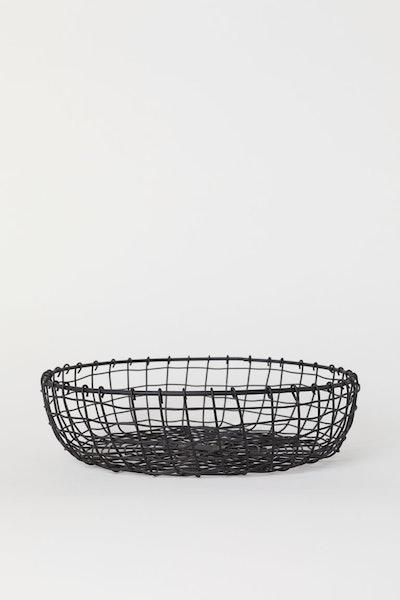 Metal Wire Bread Basket