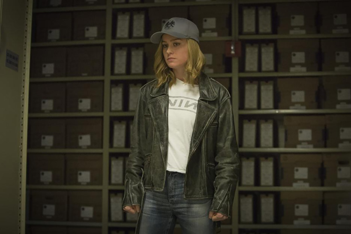 'Captain Marvel' Star Brie Larson Got Superhero Advice From The Other Avengers That's Surprisingly Practical
