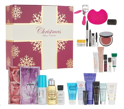 QVC Beauty Christmas Advent Calendar 24-Piece Collection