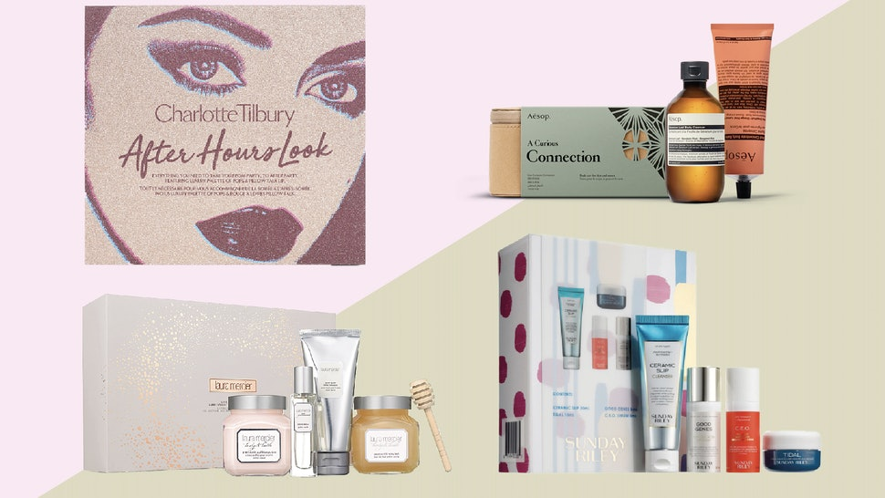 Christmas Beauty Gift Sets.9 Christmas Beauty Gift Sets Available In The Uk To Blow