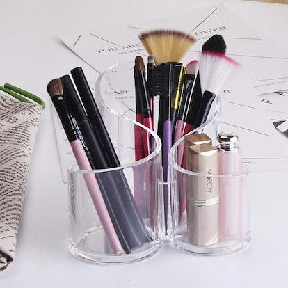 PuTwo Makeup Brush Holder