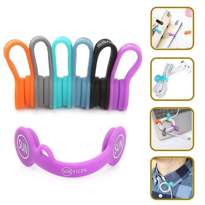SUNFICON Magnetic Clips (6 Pack)