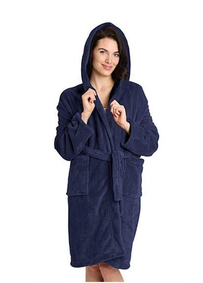 Pembrook Ladies' Robe With Hood