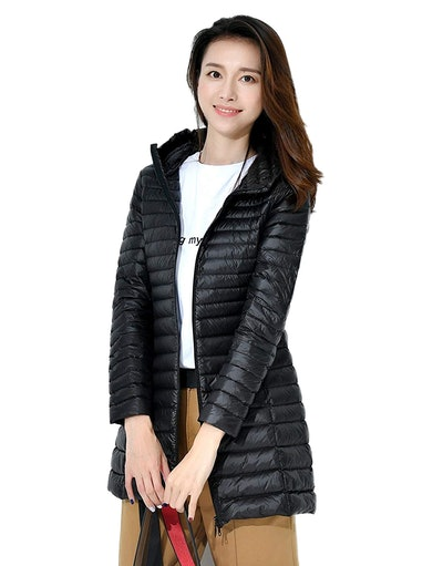 CHERRY CHICK Women's Puffer Jacket