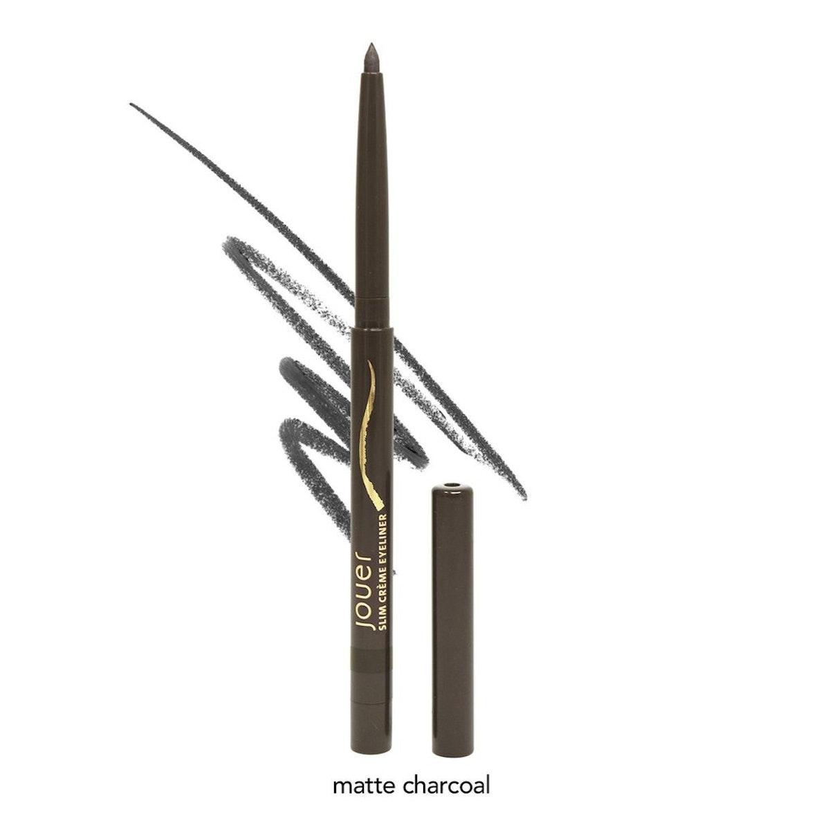 Slim Crème Eyeliner in Matte Charcoal