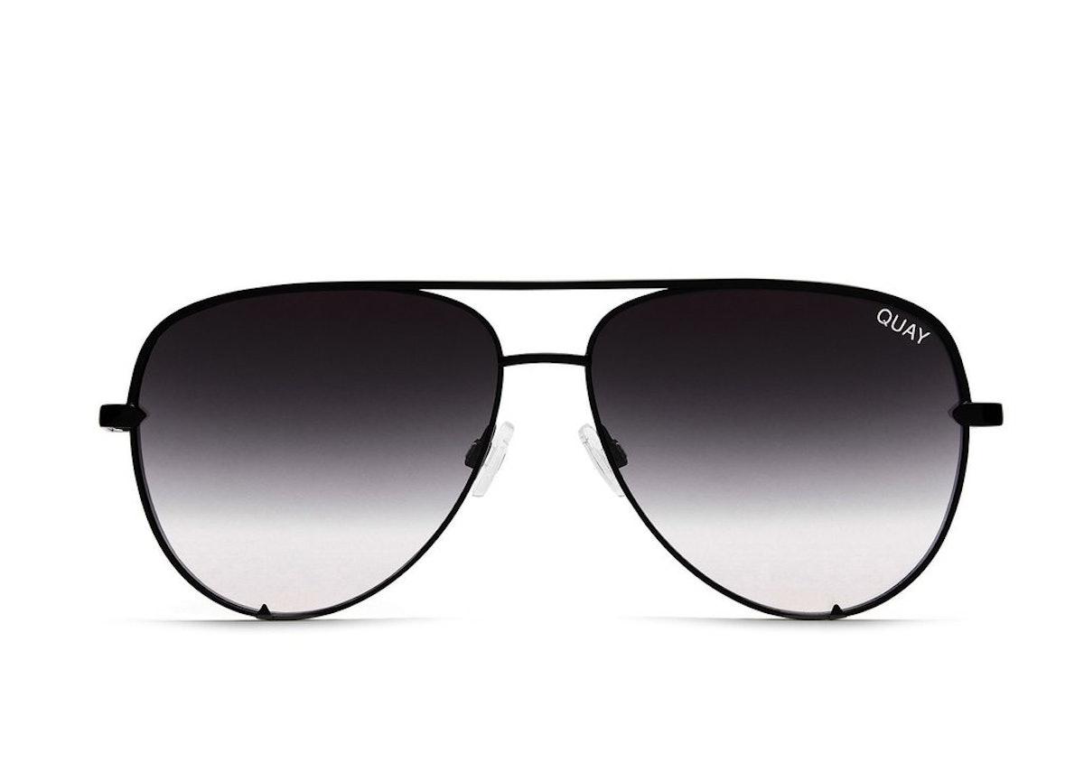 High Key Sunglasses - Black/Fade