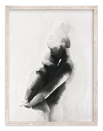 Mother Embrance Framed Art