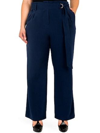 Franchesca High Rise Paperbag Trousers