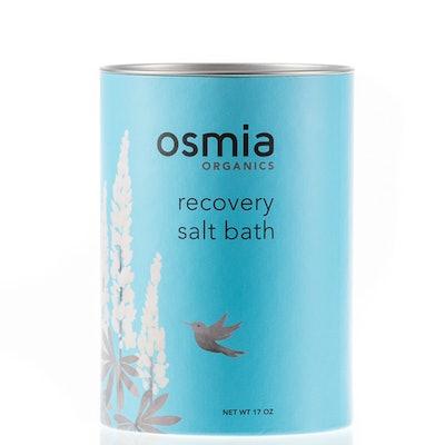 Recovery Salt Bath