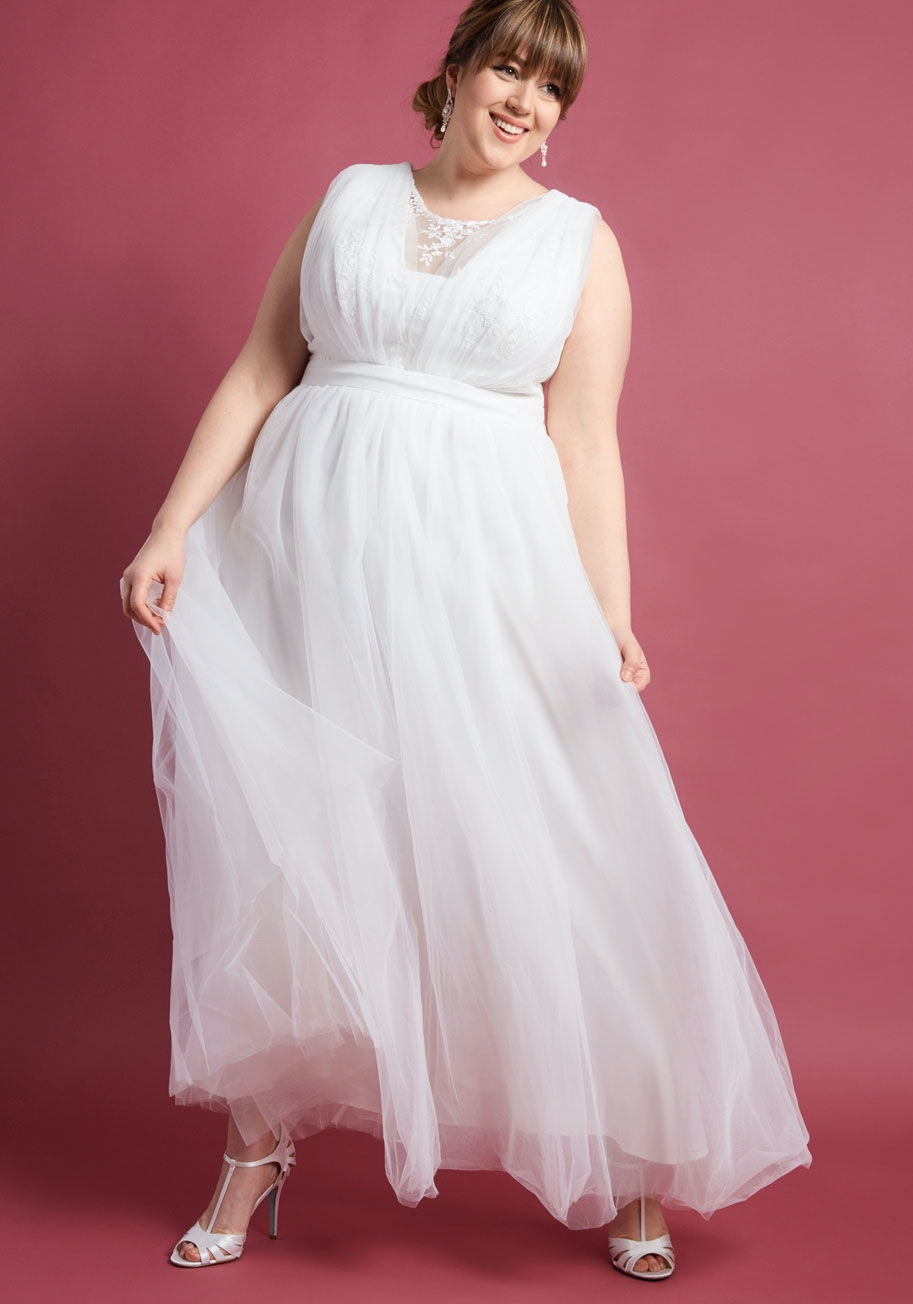 9431971363d 17 Cheap Wedding Dresses Online You Don t Have To Make A Single Appointment  To Buy