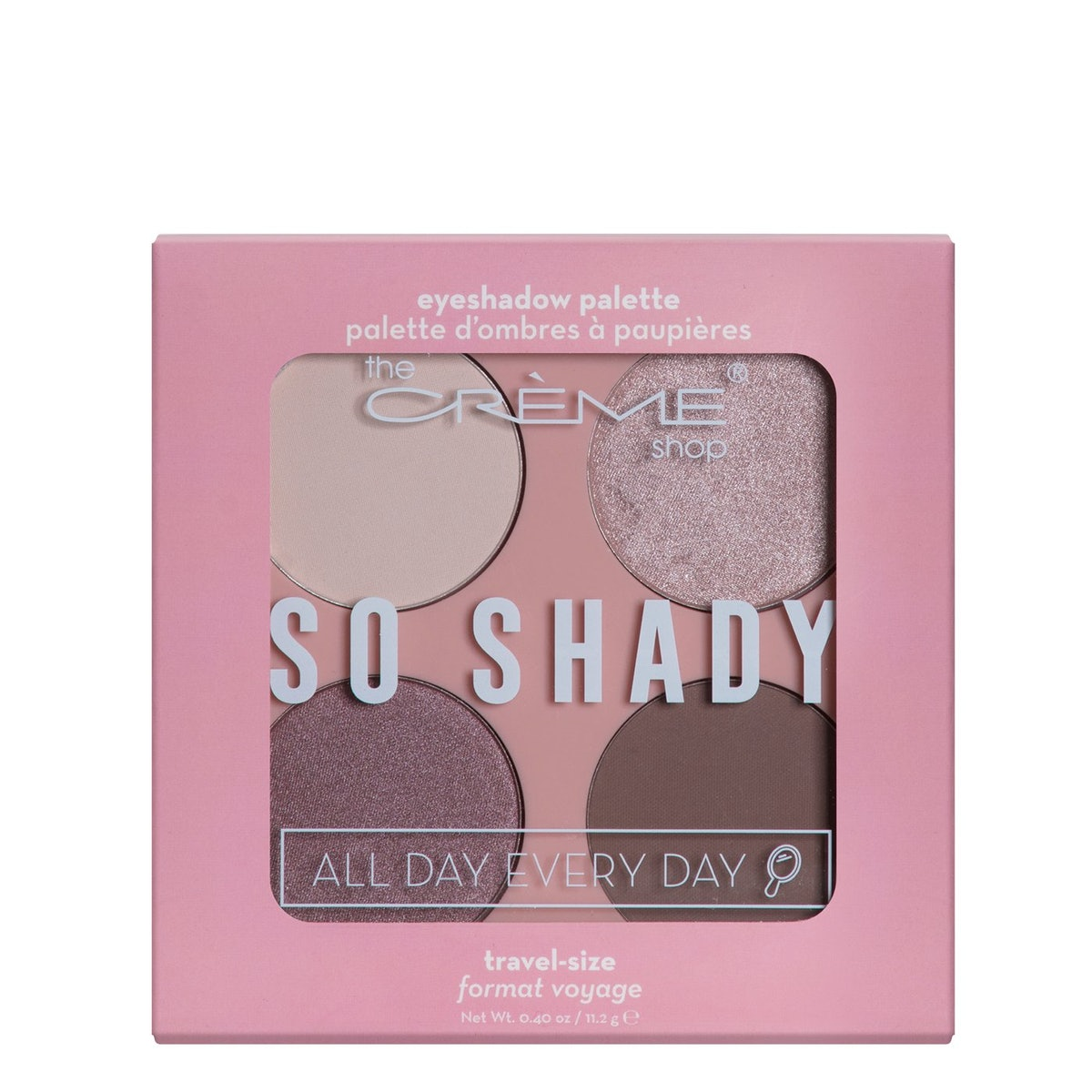"""""""So Shady"""" Eyeshadow Palette All Day Every Day"""