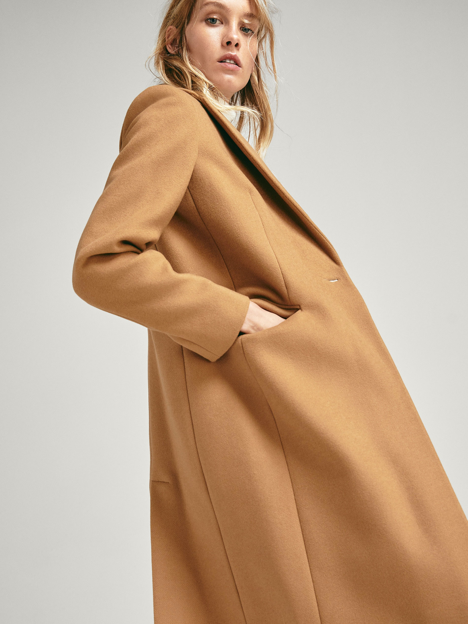 fc28618453 The Best Affordable Winter Coats In Massimo Dutti s Sale
