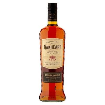 Bacardi Oakheart Spiced Rum