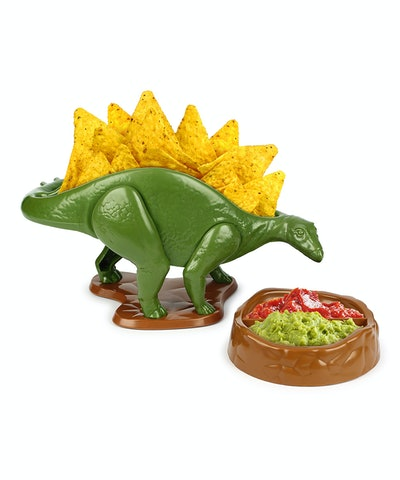 NACHOsaurus Snack & Dip Bowl Set