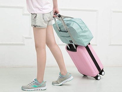Funfel Foldable Duffel Bag