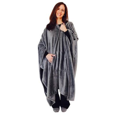 throwbee Wearable Throw Blanket
